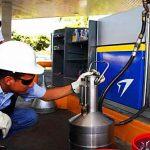 Capacitación: uso de pastas para detectar la presencia de agua en los tanques de combustibles