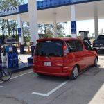 Países vecinos devaluados disminuyeron compras de combustible en la frontera