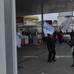 Tras bloqueos a estaciones de servicio acuerdan en Córdoba nueva escala salarial