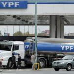 Corrección de YPF: sólo notificará los precios de la red de Estaciones de Servicio propia