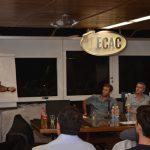 Sergio Goycoechea compartió una charla con estacioneros