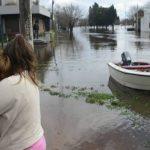 Expendedoras afectadas por las inundaciones reclamarán asistencia económica
