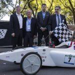 Se presentó el Desafío ECO YPF, la competencia de autos eléctricos con más participantes de todo el mundo