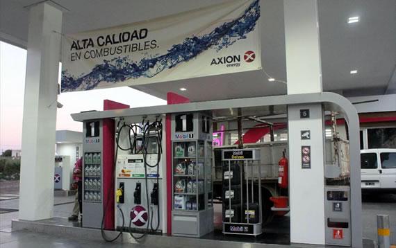 Las Estaciones AXION se consolidan como las más innovadoras del mercado local