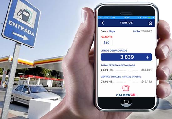 Lanzan una práctica aplicación gerencial de celulares para Estaciones de Servicio