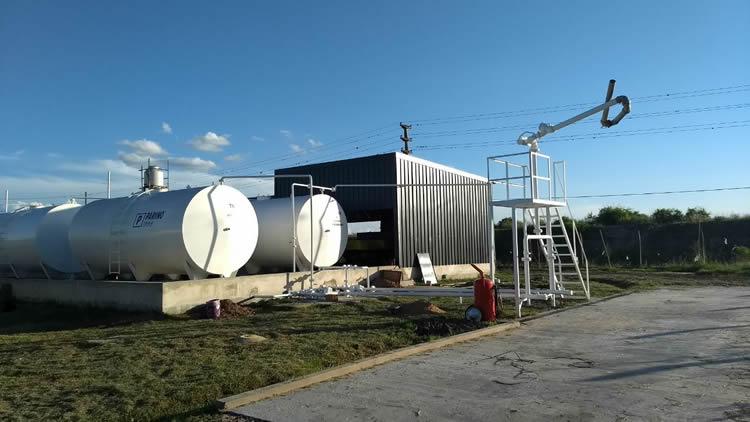 Para Estaciones de Servicio: Inauguran una nueva Planta de Tratamiento de Residuos Especiales
