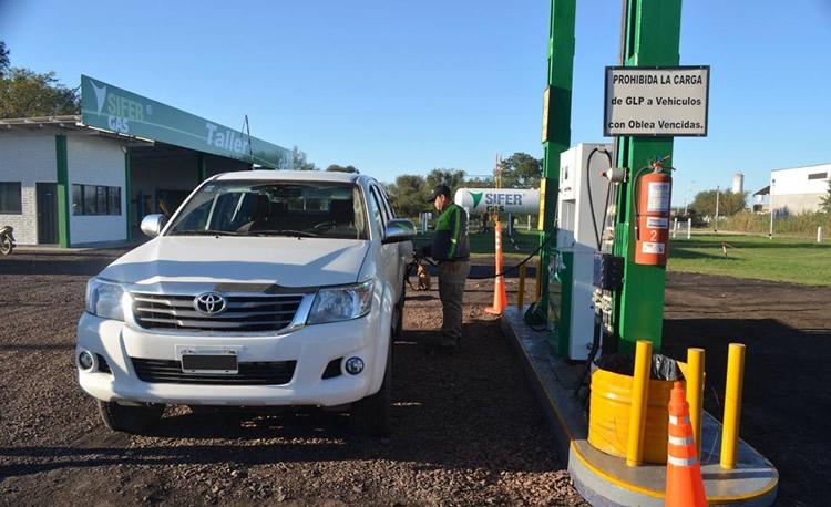 Analizan instalar un extenso corredor de Estaciones de Servicio que expendan Gas Licuado de Petróleo