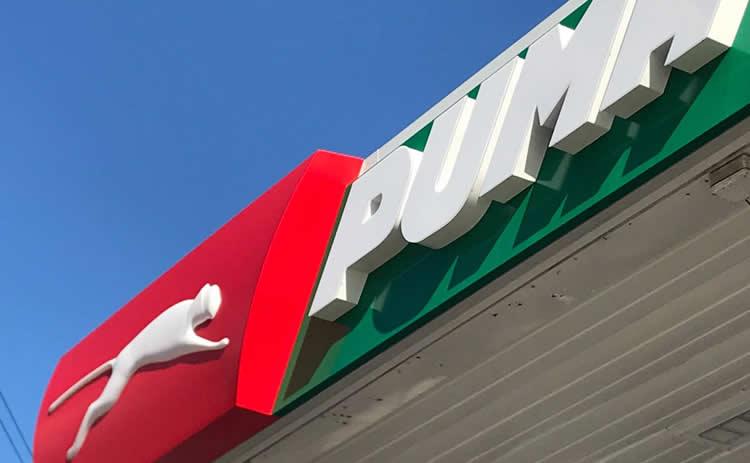 Puma comenzó el proceso de rebranding en las Estaciones de Servicio