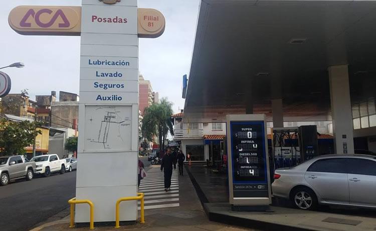 Exigen medidas de compensación impositiva para Estaciones de Servicio ubicadas en zonas de frontera