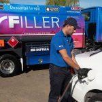 La estación de Servicio a tú casa: YPF brinda un nuevo servicio de delivery de combustibles