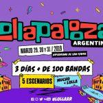 Todas las propuestas de YPF para el mega festival Lollapaloooza