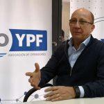 """Armando Bolzón: """"Buscaremos potenciar el rol de los operadores de YPF"""""""