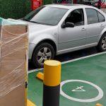 AXION instala el segundo cargador para autos eléctricos y avanza en el desarrollo de la movilidad sustentable