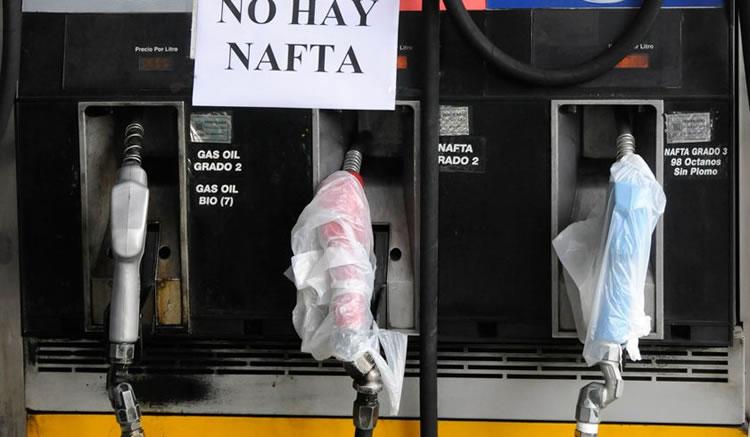 Por faltante de biodiesel, las petroleras ya están afrontando el pago de mayores impuestos sobre el gasoil