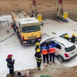 Simulacros de incendio en Estaciones de Servicio: Acortar los tiempos de reacción ante la emergencia