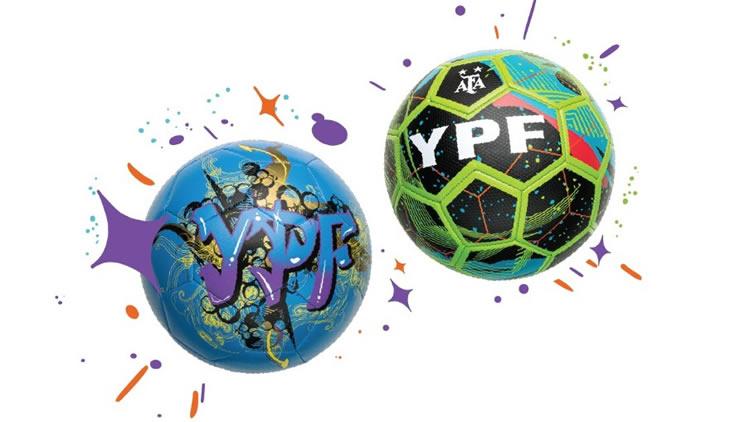 """""""Hacé pelota tus puntos Serviclub"""", la nueva campaña de verano de YPF"""