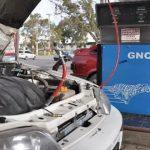 Buenas noticias para el GNC: Crece el promedio de carga por vehículo