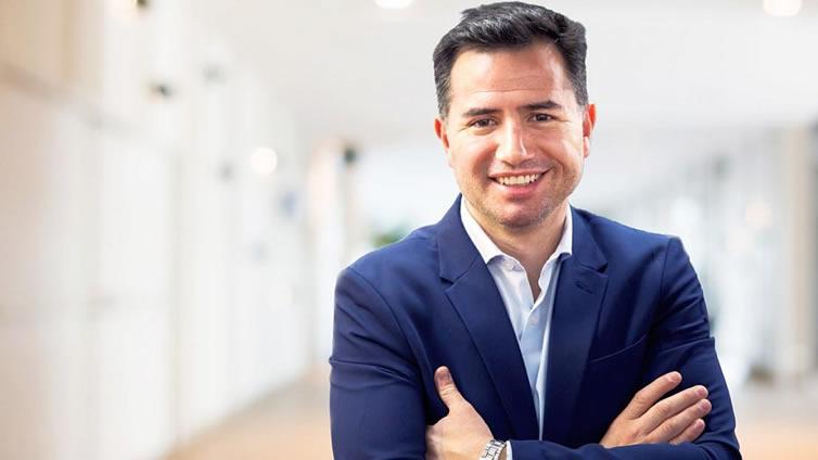 """Gabriel Bornoroni: """"Queremos que el año que viene sea mejor para el sector estacionero"""""""
