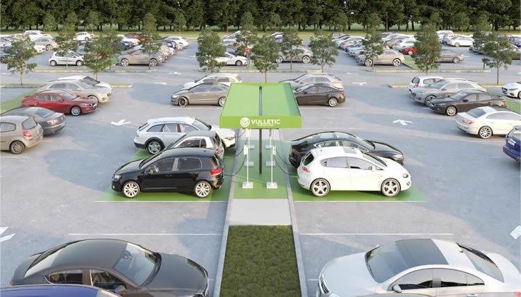 No sólo Estaciones de Servicio: Alojamientos y estacionamientos se suman al negocio de recarga de vehículos eléctricos