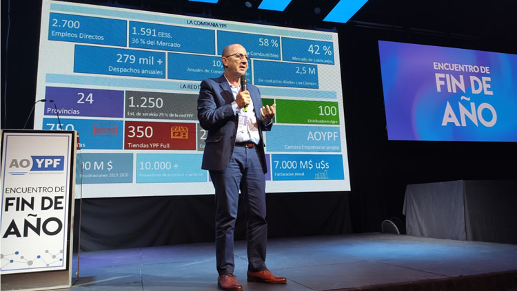 Más de 200 Operadores de YPF analizaron el escenario actual y los cambios que se vienen