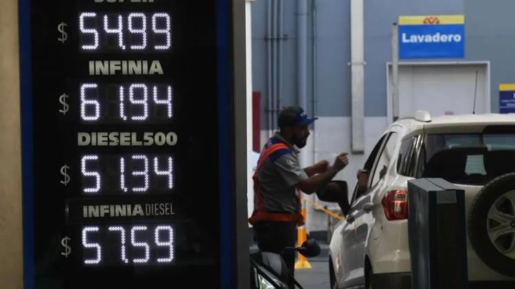 Diputados preparan un proyecto que modifique los precios de las naftas para favorecer al interior del país