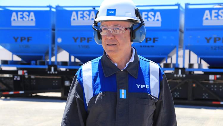 """Guillermo Nielsen: """"El desafío es diseñar la ingeniería financiera para expandir la actividad de YPF en Vaca Muerta"""""""