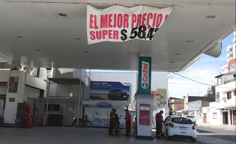 El Gobierno descarta congelar precios de los combustibles