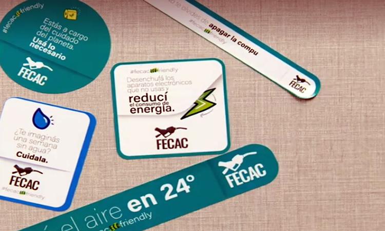 #fecacecofriendly, la campaña de la Federación de estacioneros cordobeses a favor del medioambiente