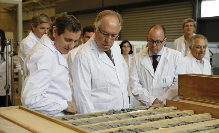"""Guillermo Nielsen: """"Y-TEC potenciará el desarrollo de la industria con tecnología de calidad internacional"""""""