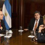 El Secretario de Energía recibió a las autoridades de Shell Argentina