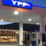 """Se inauguró la primera YPF FULL en la patagonia argentina con estructura de """"Tela de Vidrio"""""""