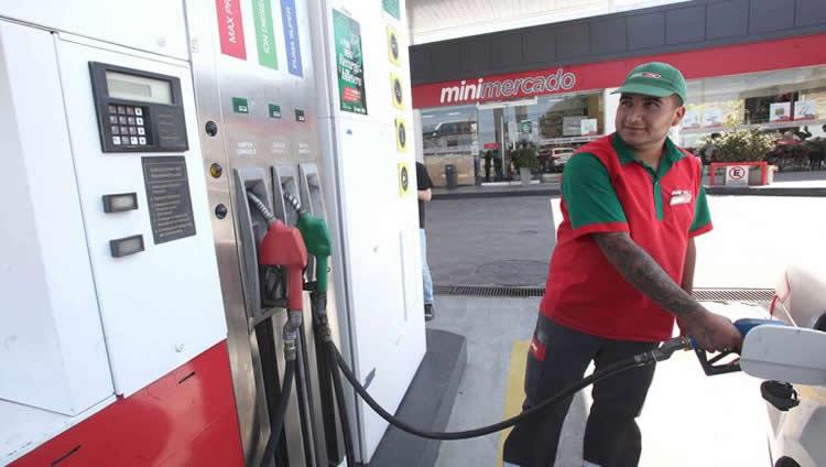 Expendedores valoraron positivamente el crecimiento del consumo de nafta Premium
