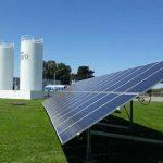 Petroleras instalarán paneles solares en su red de Estaciones de Servicio