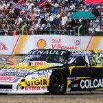 Shell puso en marcha al TC en la primera carrera de la década