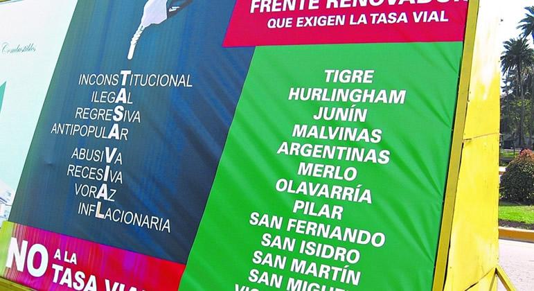 Estacioneros celebran la derogación del cobro de la Tasa Vial en un importante municipio de la Provincia de Buenos Aires