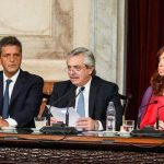 Alberto Fernández defendió el congelamiento del precio de los combustibles