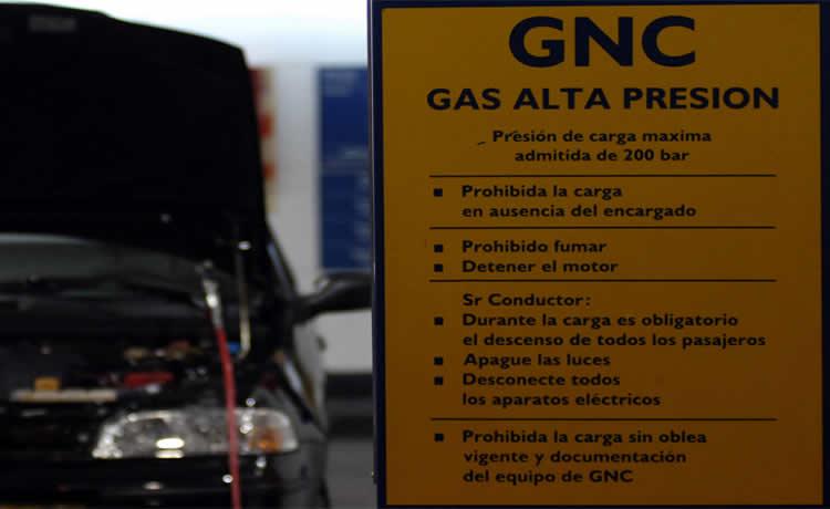 La Cámara de Expendedores de GNC asegura que las ventas ya cayeron un 30 por ciento