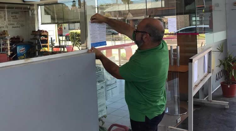 Los estacioneros se preparan ante el Coronavirus: horarios habituales, abastecimiento garantizado y la situación de los minishops