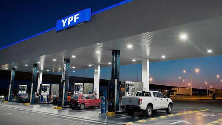 Estaciones de Servicio YPF crean un sistema de sesión permanente con la compañía