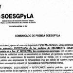 Sindicato de Estaciones de Servicio se declaró en Estado de Alerta ante posibles suspensiones