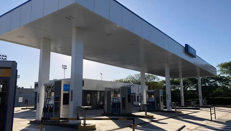El impacto del Covid-19 sobre el expendio de combustibles: Todas las Estaciones de Servicio del país operan debajo de su punto de equilibrio