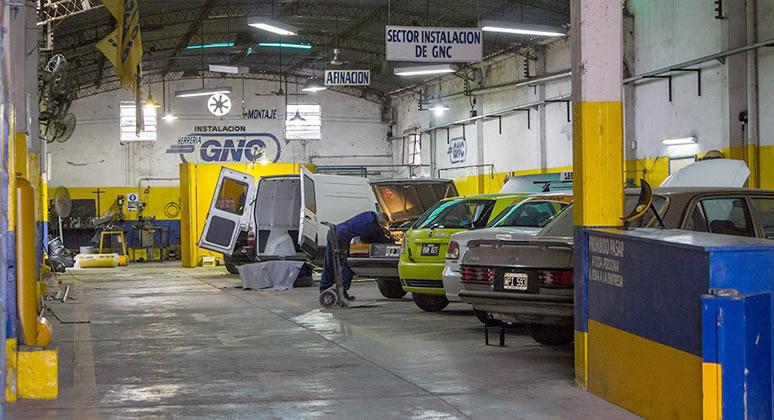 Los talleres de GNC deberán exigir el permiso de circulación a quienes renueven la oblea