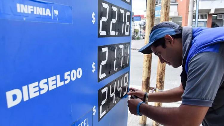 El Senado impulsa una baja de los precios de los combustibles al público