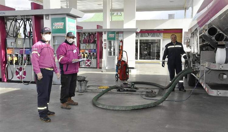 Casi un 70 por ciento de las Estaciones de Servicio recibió la Asistencia de Emergencia al Trabajo y la Producción