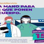 YPF les da una mano a los que están en la primera línea de batalla contra el Coronavirus