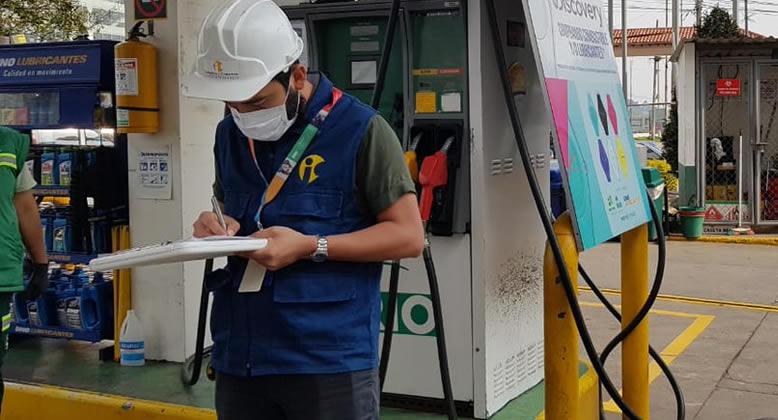 Energía confirma que las Estaciones de Servicio deben realizar auditorías de seguridad y exige a municipios que colaboren con el cumplimiento