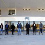 En plena pandemia, YPF inauguró una Estación de Servicio