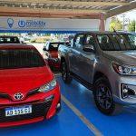 Toyota Argentina ampliará sus servicios de movilidad y sumará más Estaciones de Servicio YPF