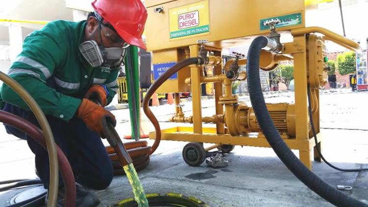 Capacitación: ¿Por qué es importante mantener la limpieza de los tanques de combustibles?