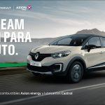 """""""Dream Team"""": AXION energy y CASTROL consolidan la asociación con Renault"""